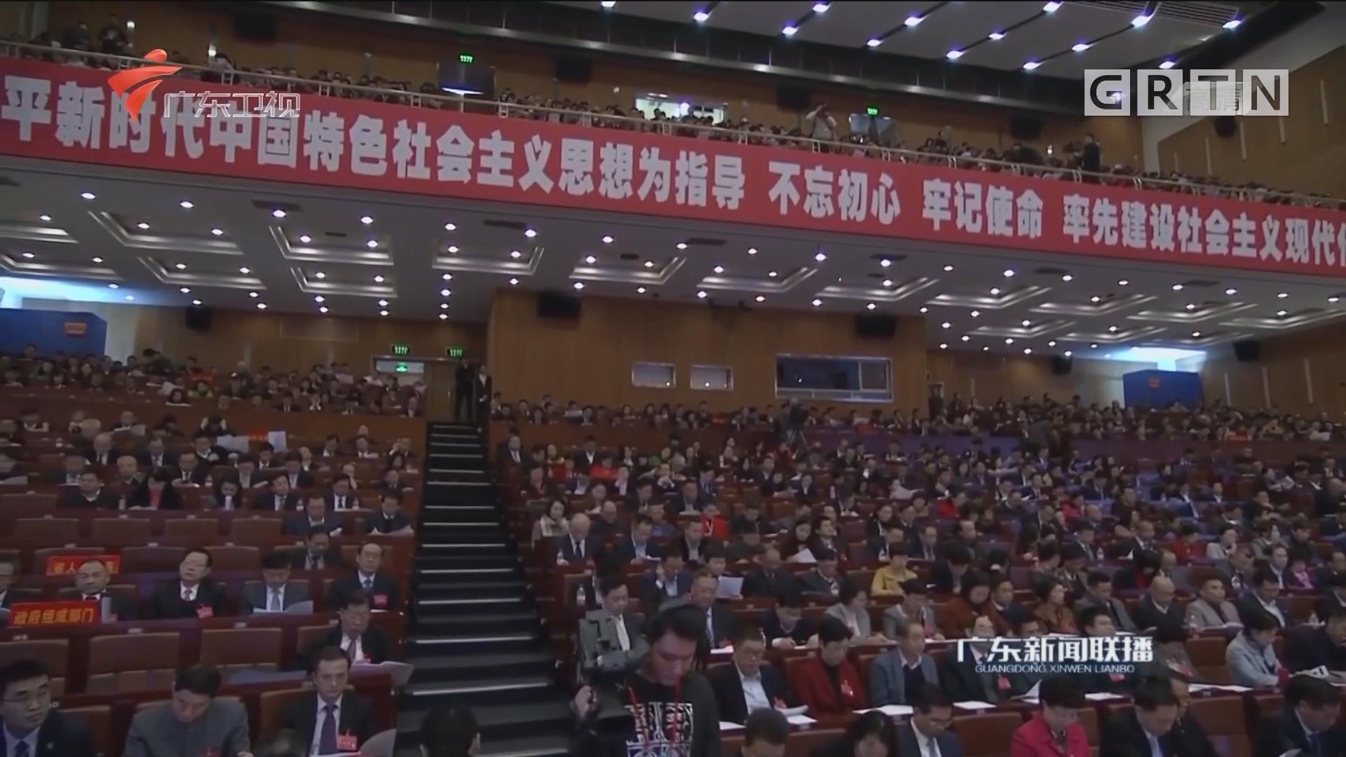 深圳市第六届人民代表大会第六次会议今天开幕