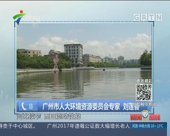 """广州:明后年整治152条黑臭河涌 将启动""""胡长制"""""""