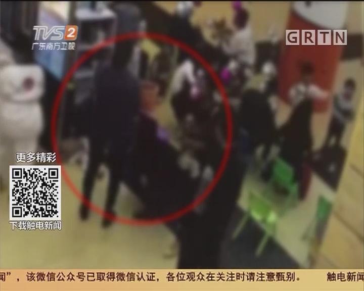 深圳福田:商场内拐孩子?原是一场乌龙!