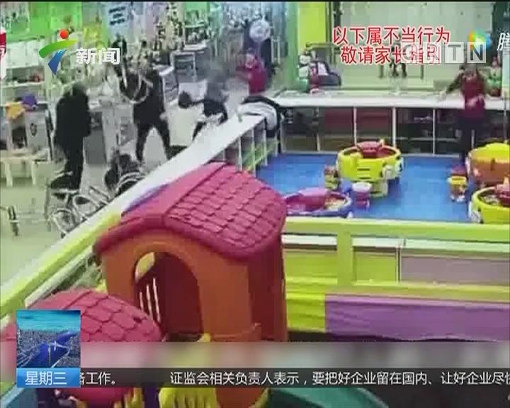 辽宁:三男子抡铁凳砸一对母子 致两人昏迷