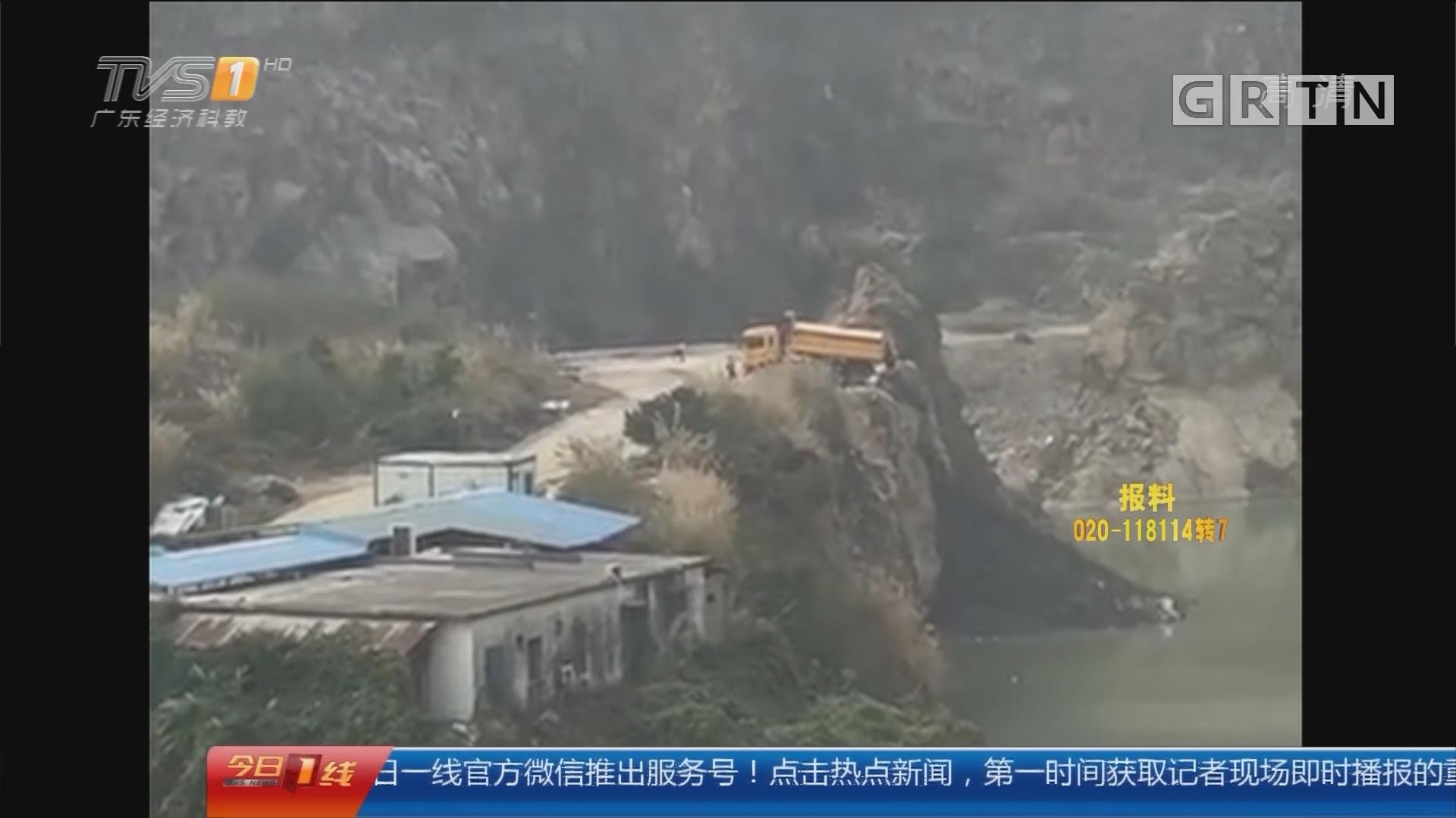 广州南沙:建筑淤泥偷排水塘 城管查扣车辆