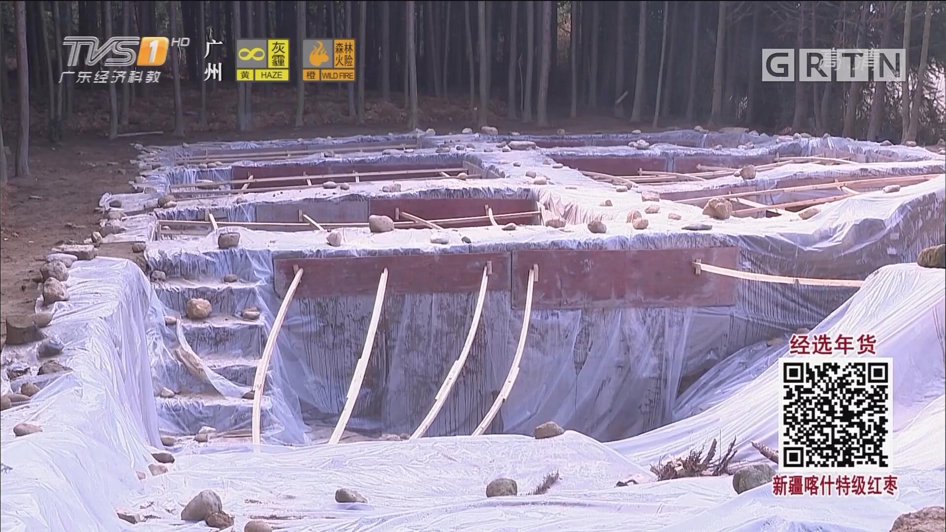 江西发现一新石器时代晚期环壕聚落遗址