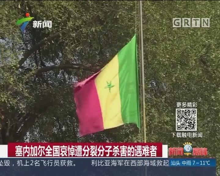 塞内加尔全国哀悼遭分裂分子杀害的遇难者
