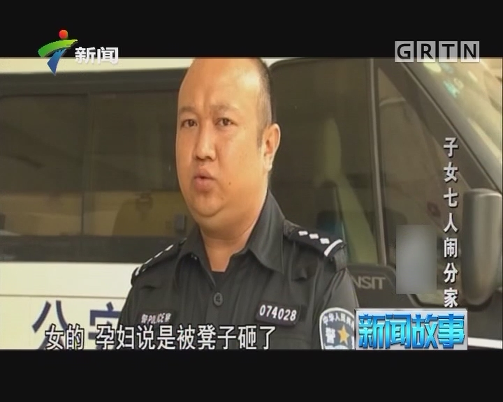[2018-01-19]新闻故事:子女七人闹分家