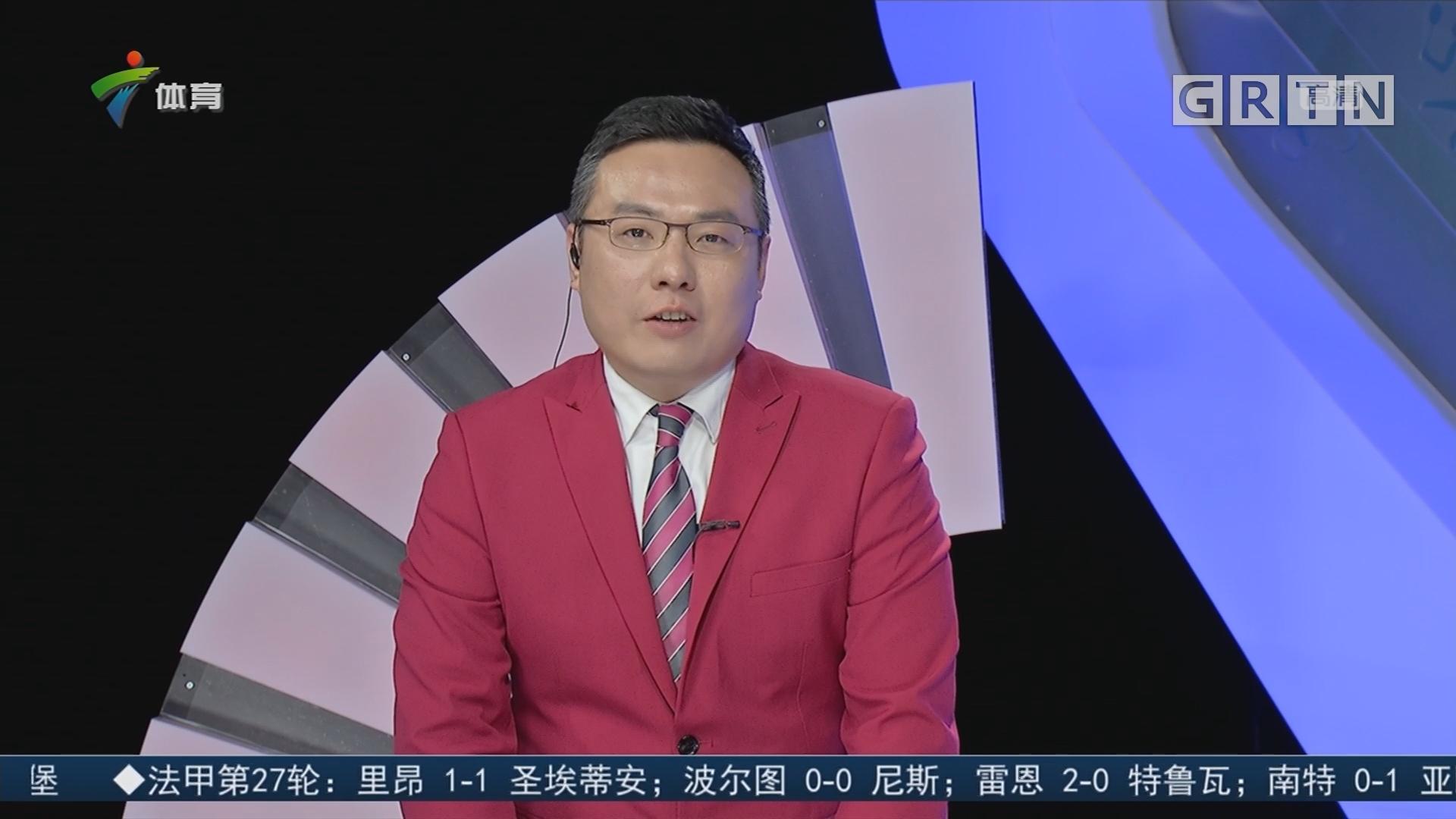 广东体育频道足球评述员周维嘉:扎哈维续约