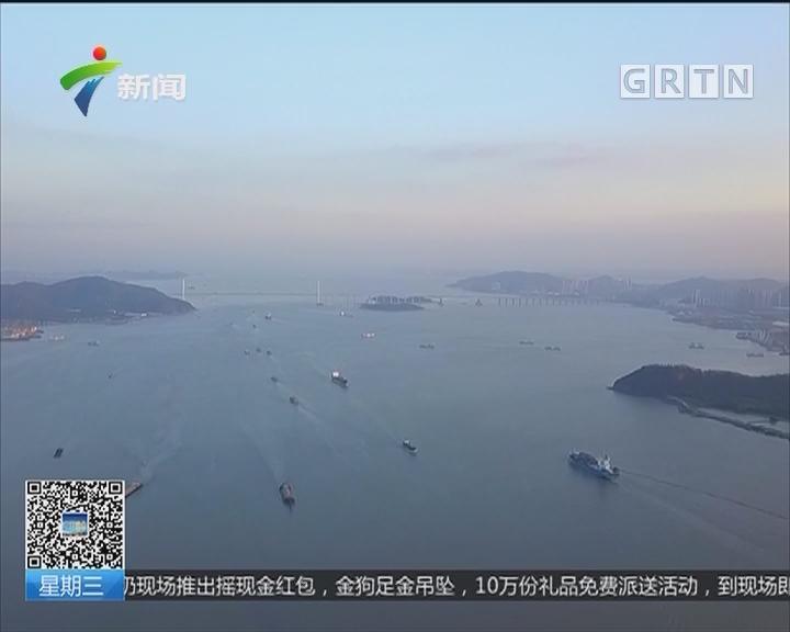 """活力广东 缤纷滨海:东莞 独特的""""红+蓝""""滨海旅游"""