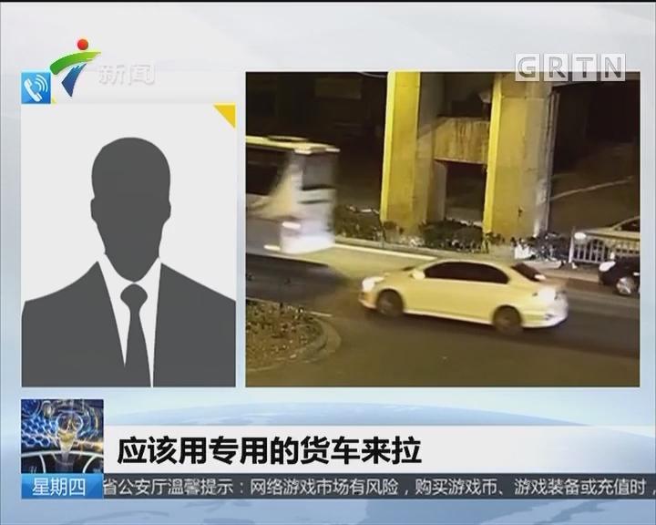 江苏苏州:大跌眼镜!马路上竟有人开车遛马?