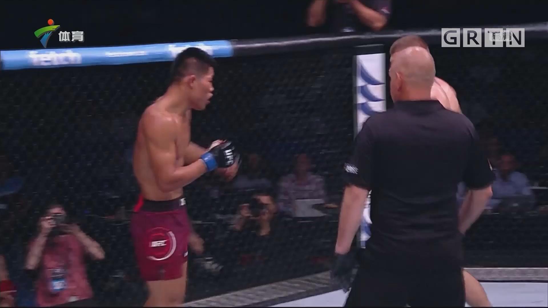 UFC 罗梅罗KO洛克霍德