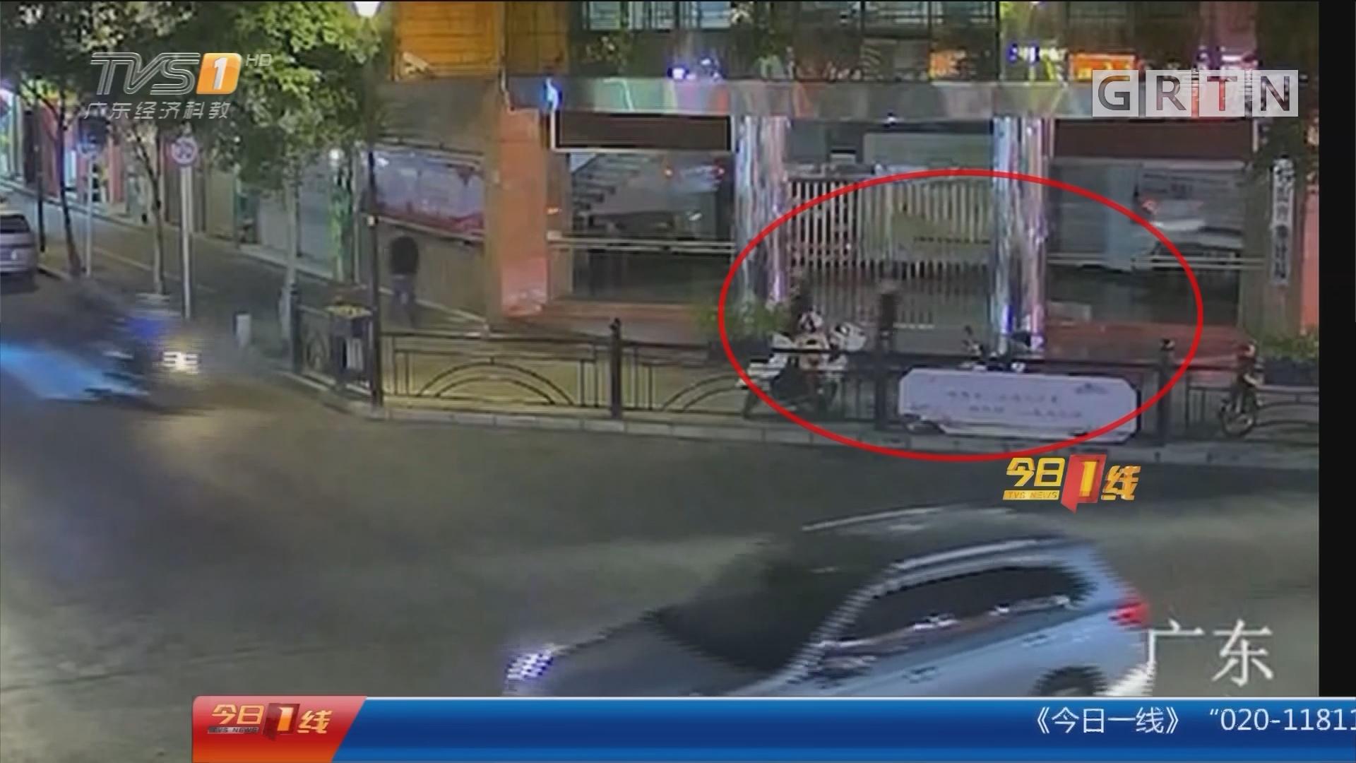 江门鹤山:旧楼不设防 贼团获利数十万
