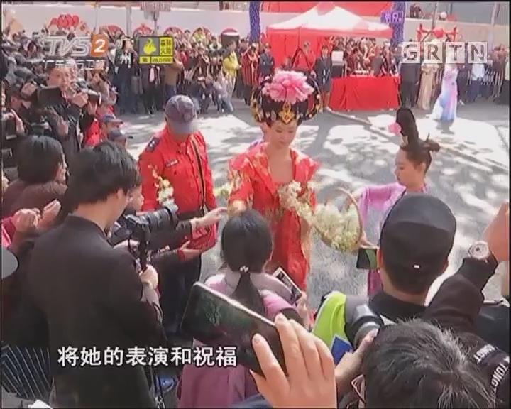 """""""特搜""""陪你逛花街"""