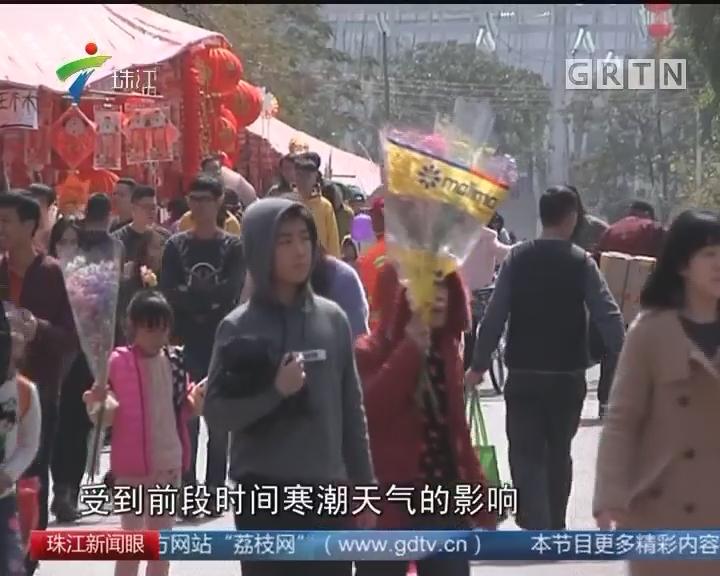 广东各地喜迎春节气氛浓