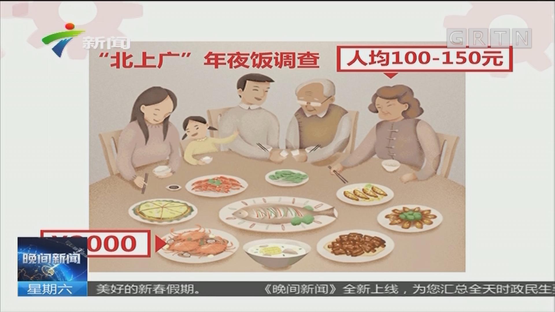 2018年夜饭调查:花多少钱?在哪儿吃?