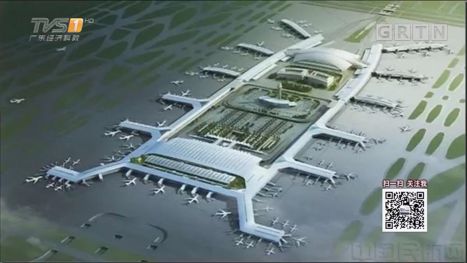 白云机场二号航站楼拟4月26日启用