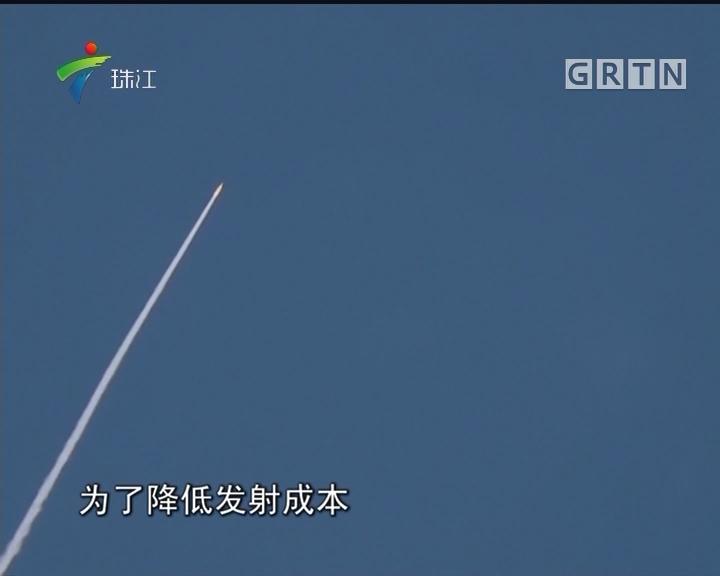 日本成功发射世界最小级别运载火箭