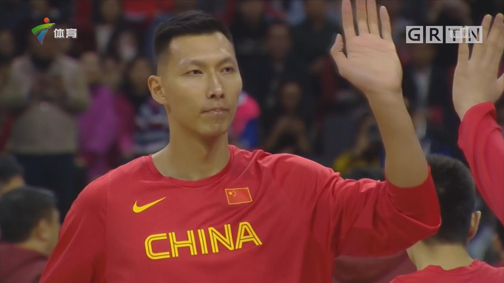 男篮世界杯预选赛 团队篮球比胜利更加解渴