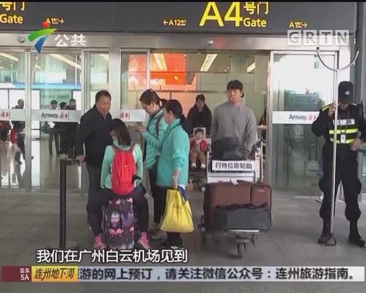 """白云机场迎返程高峰""""巴士+出租车""""接驳疏运客流"""