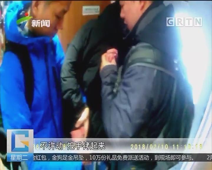 南京:男子凌晨上高铁连盗五手机