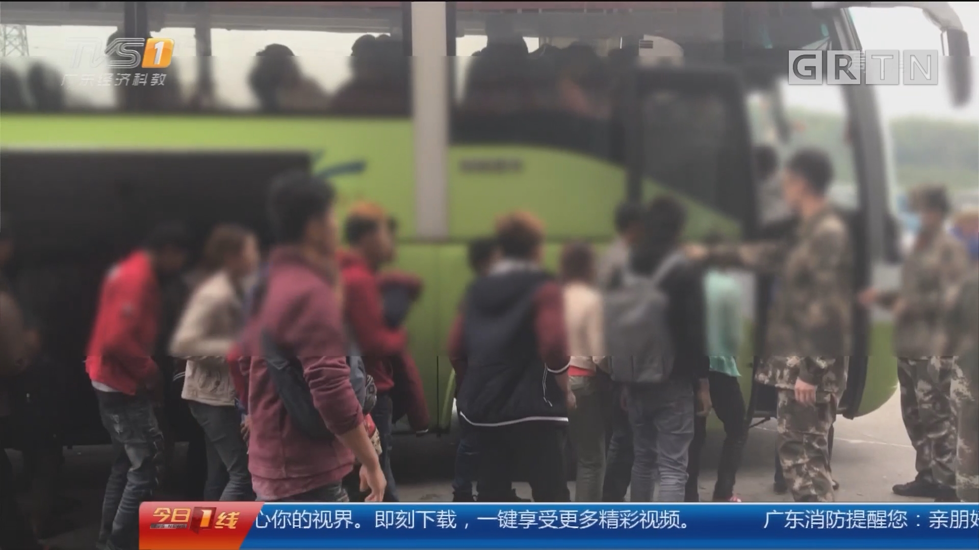东莞边防严厉打击偷渡违法犯罪:连破3宗外籍人员偷渡案 抓获62名偷渡客