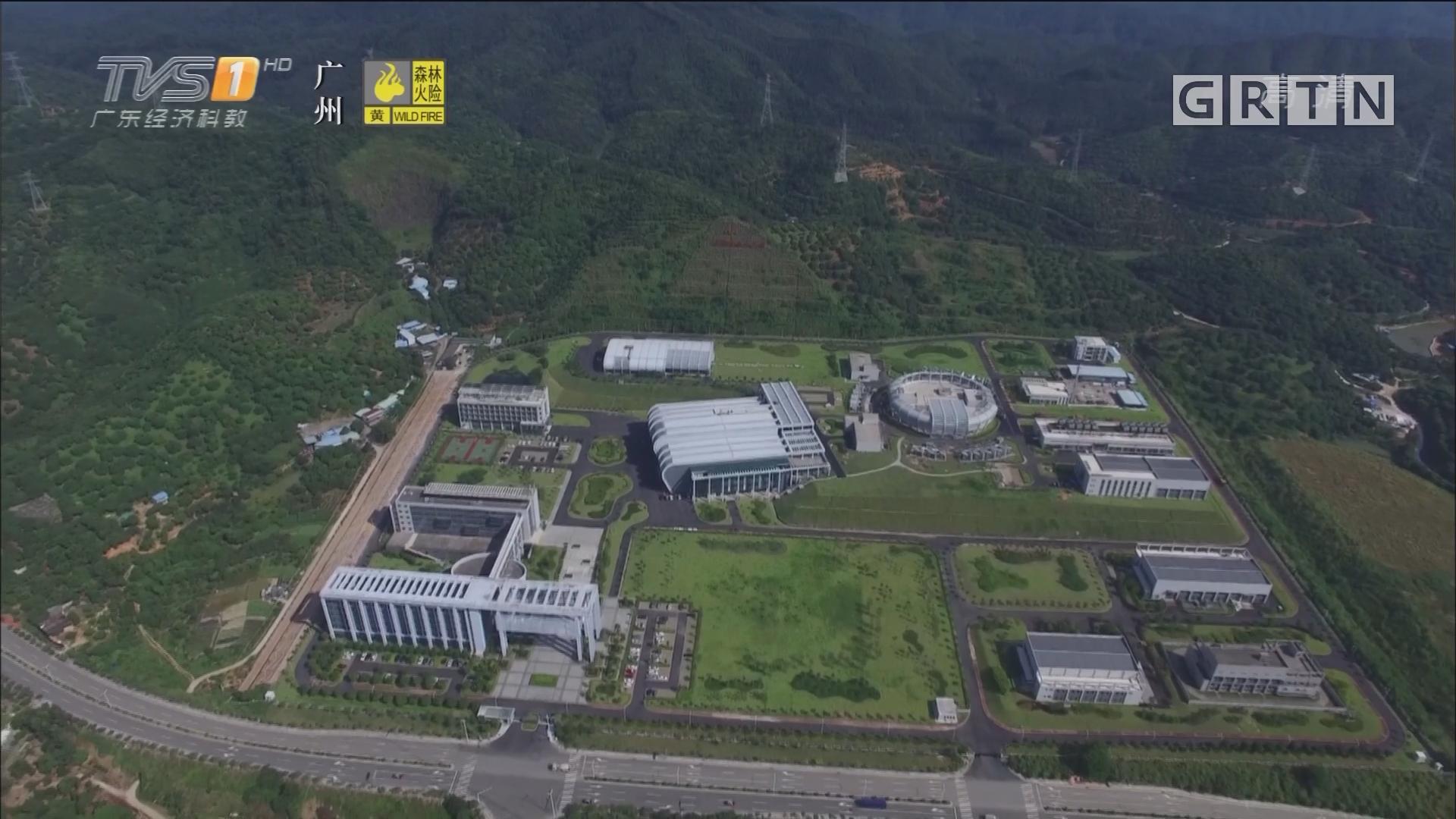 超级工程在广东:大国重器 中国散裂中子源(下)