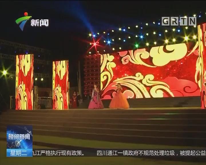 """云浮:50场""""农村春晚""""擦亮文化惠民品牌"""
