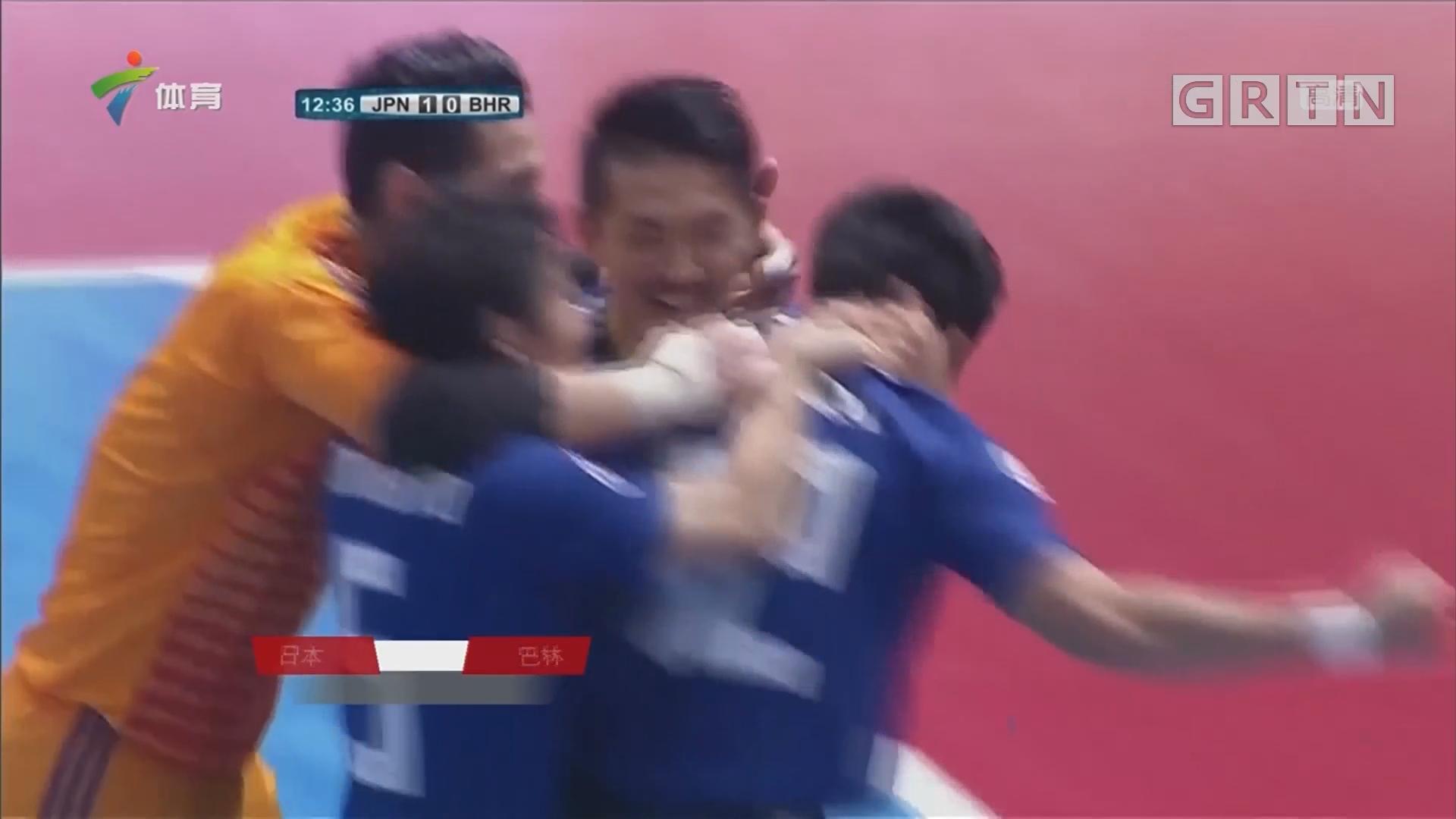 五人制足球亚锦赛四强诞生