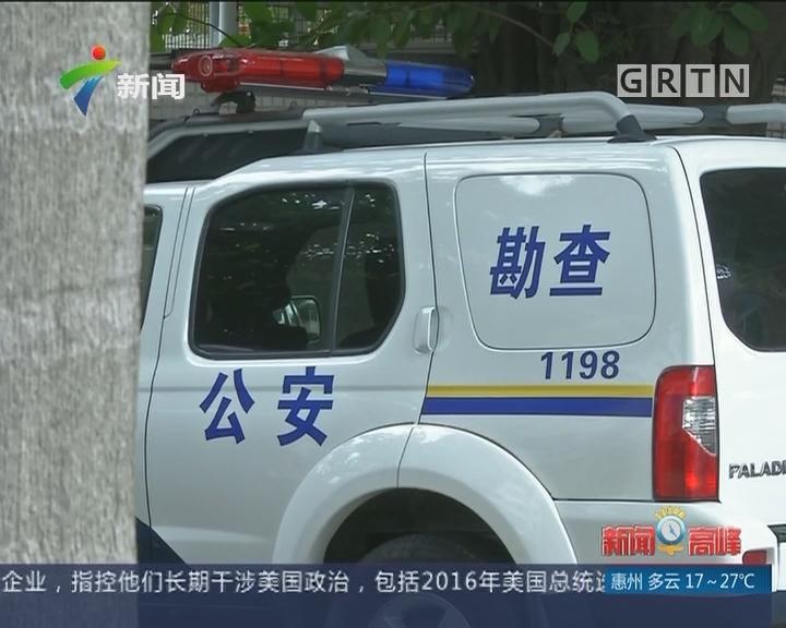 东莞:点烟花扔人 民警劝阻反被踢裆