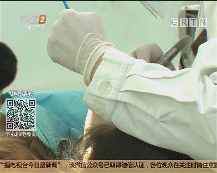 广州:2岁男童摔一跤 螺丝刀从嘴里插进颅内