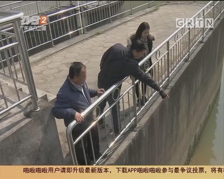佛山禅城区:男孩溺水险象环生 众人接力救人