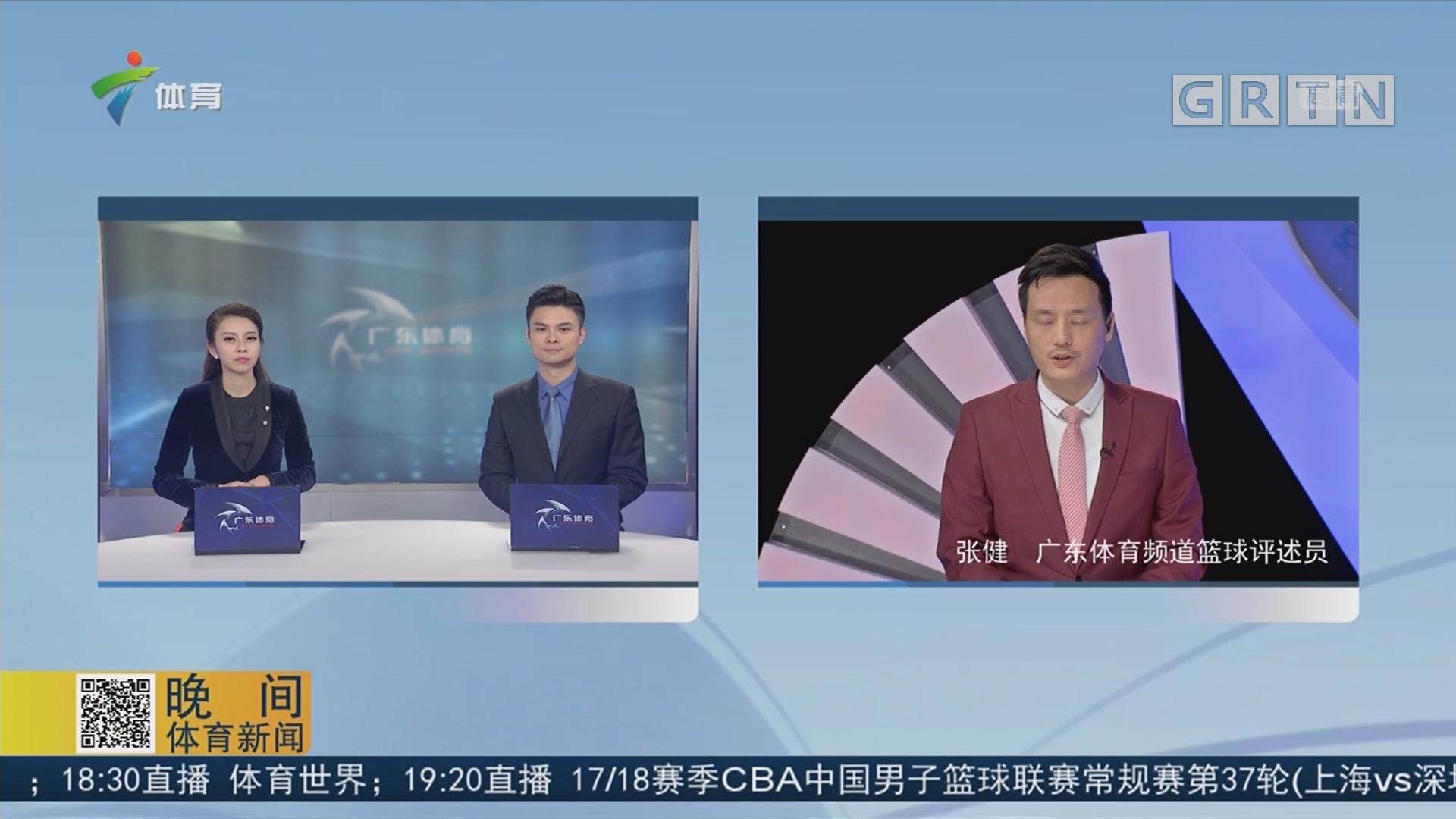 广州龙狮队史首次杀入季后赛——评论员评论