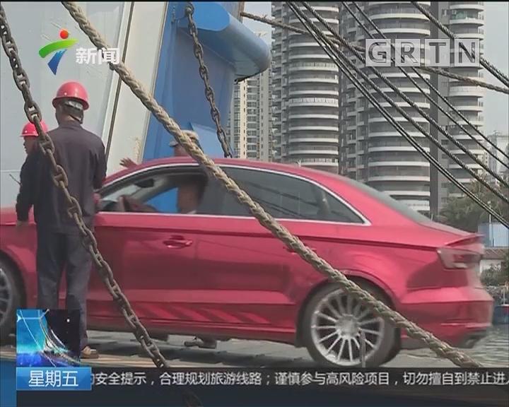 海南车辆滞留:仍有1万多辆车滞留 预计拥堵还会持续两日