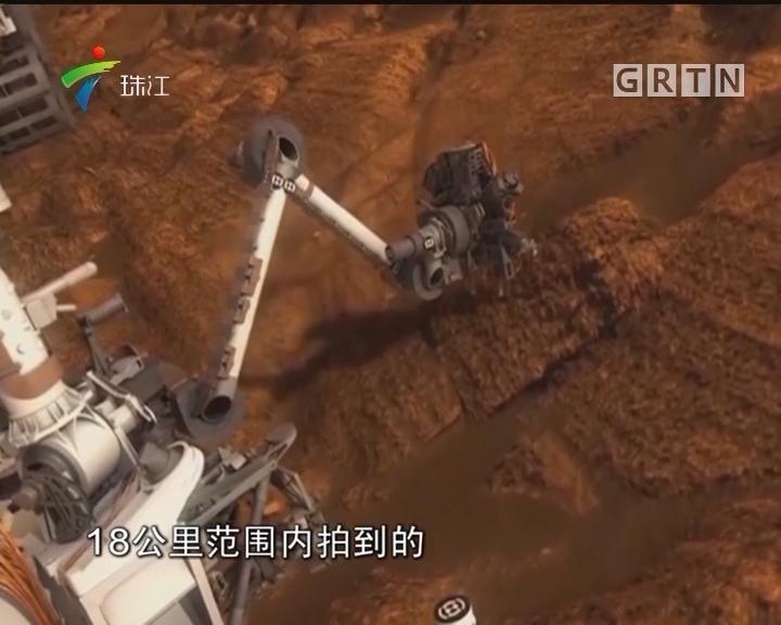 "NASA公布""好奇""号最新全景视频"