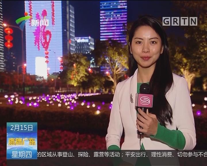 """春节年味浓:10万灯笼""""点靓""""深圳 流光溢彩迎新春"""