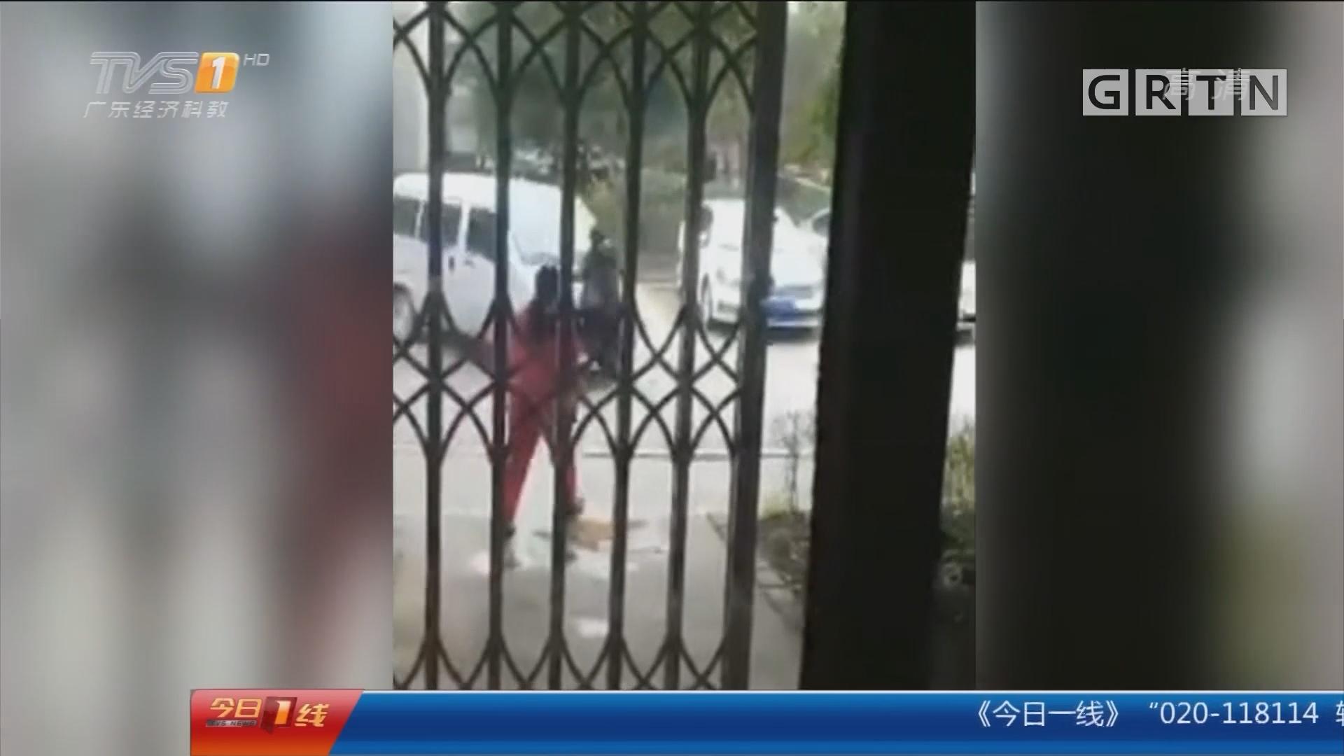 重庆:吵架酿惨祸 丈夫被妻开车撞死