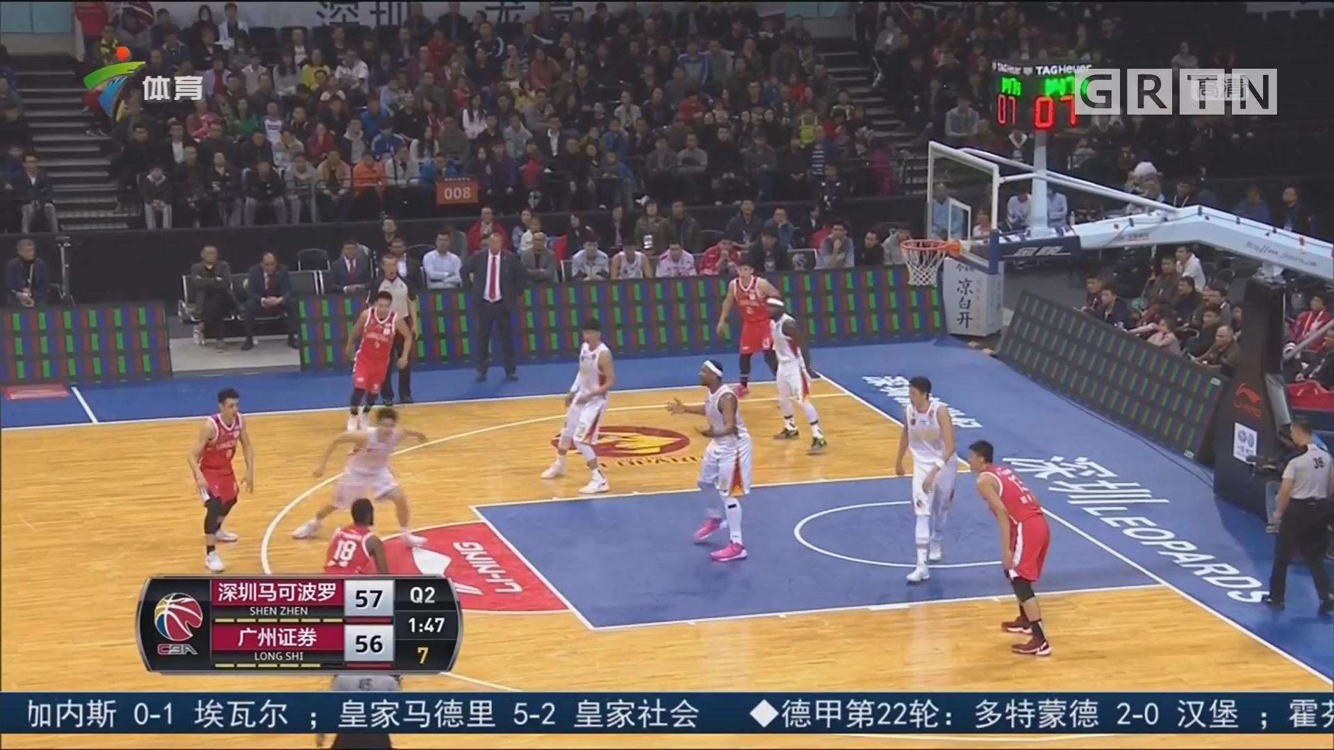 深圳胜龙狮 附加赛两队将再碰面