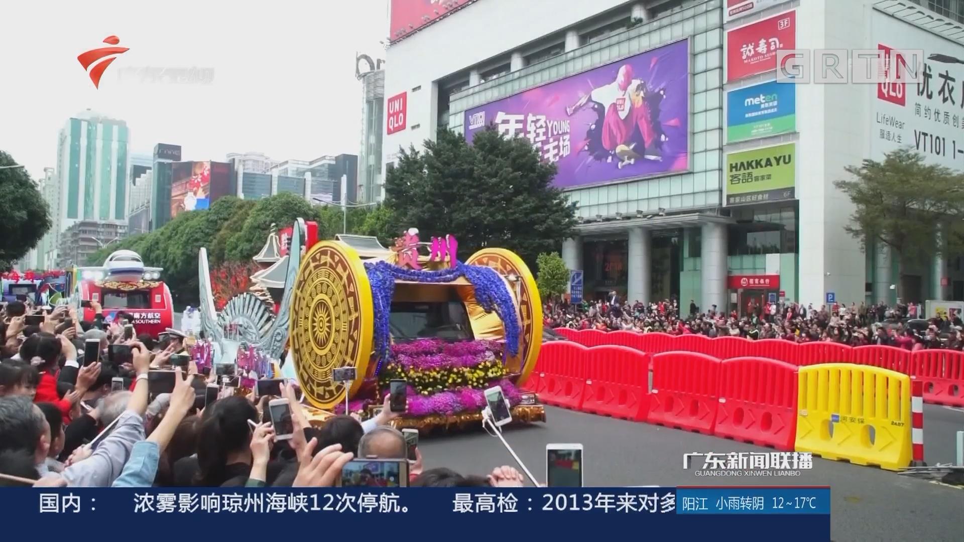 春节黄金周:广东旅游持续火爆
