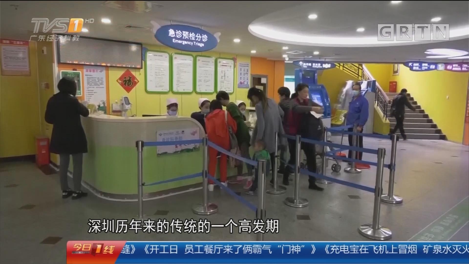 深圳疾控中心监测:仍处流感流行期 活跃水平呈下降趋势