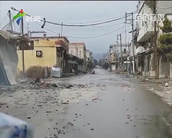 土耳其在叙军事行动已造成近500人伤亡