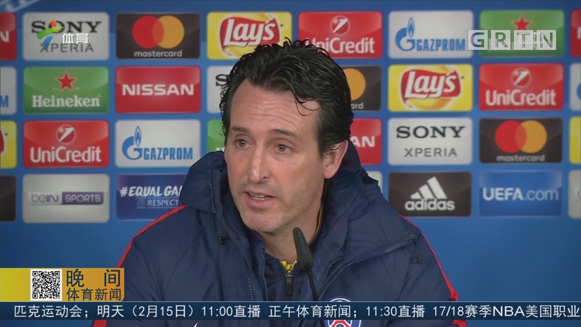 齐达内:明天的欧冠比赛不会决定我的未来