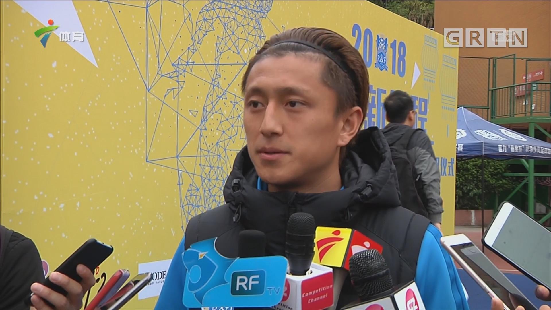 丁海峰:希望拼下每一场比赛