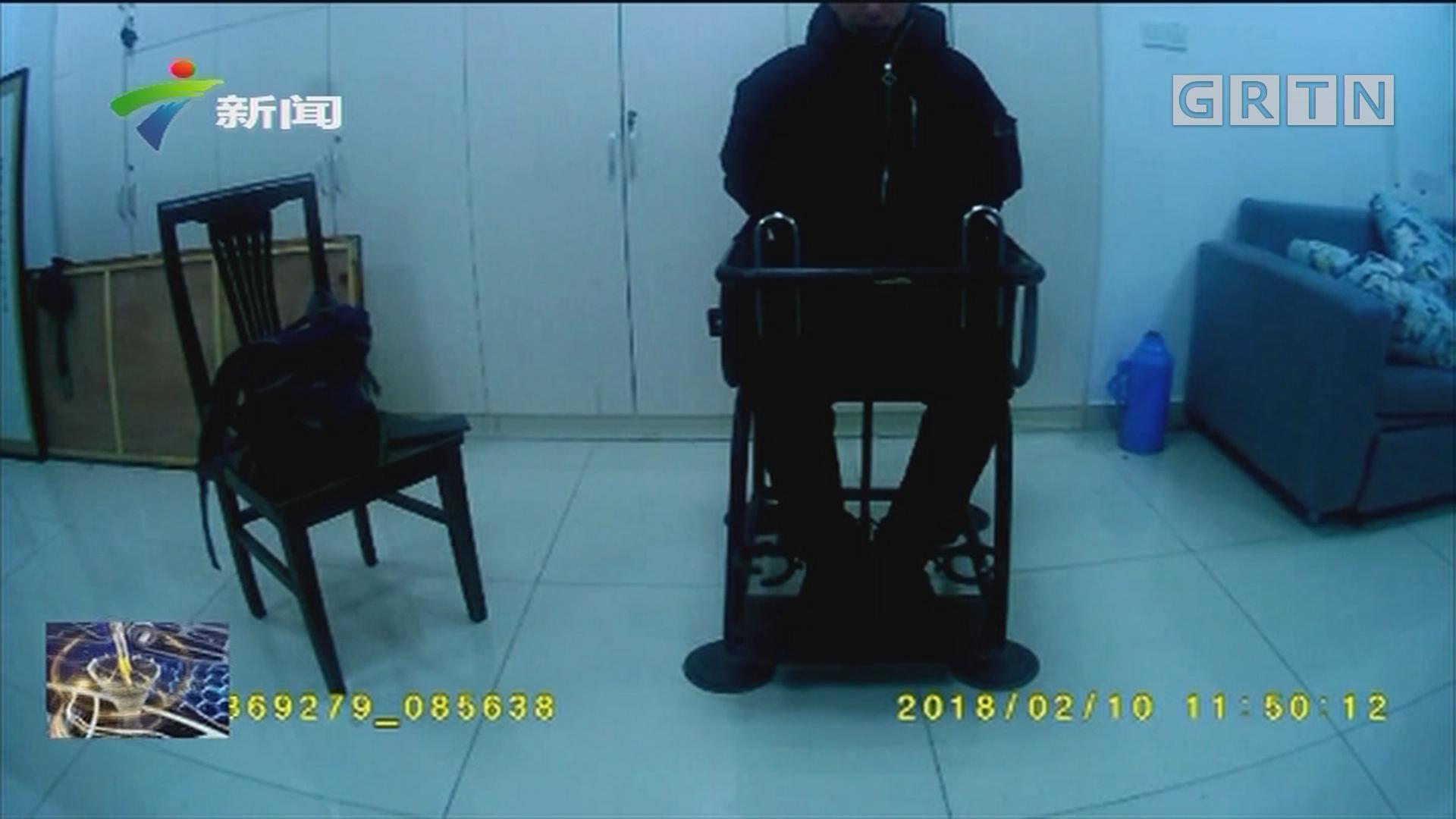 人在途中 南京:男子凌晨上高铁连盗五手机
