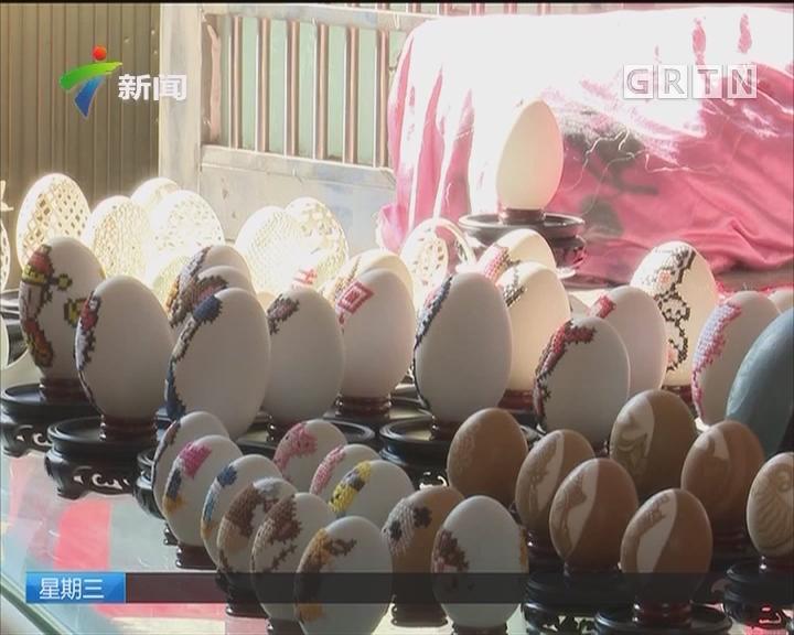 蛋雕 蛋壳上的世界:蛋雕小伙的艺术人生