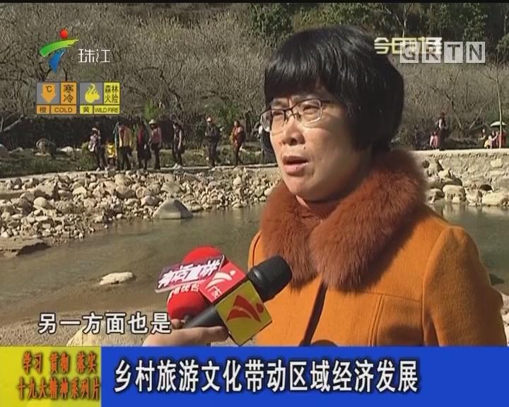 学习 贯彻 落实十九大精神系列片:乡村旅游文化带动区域经济发展