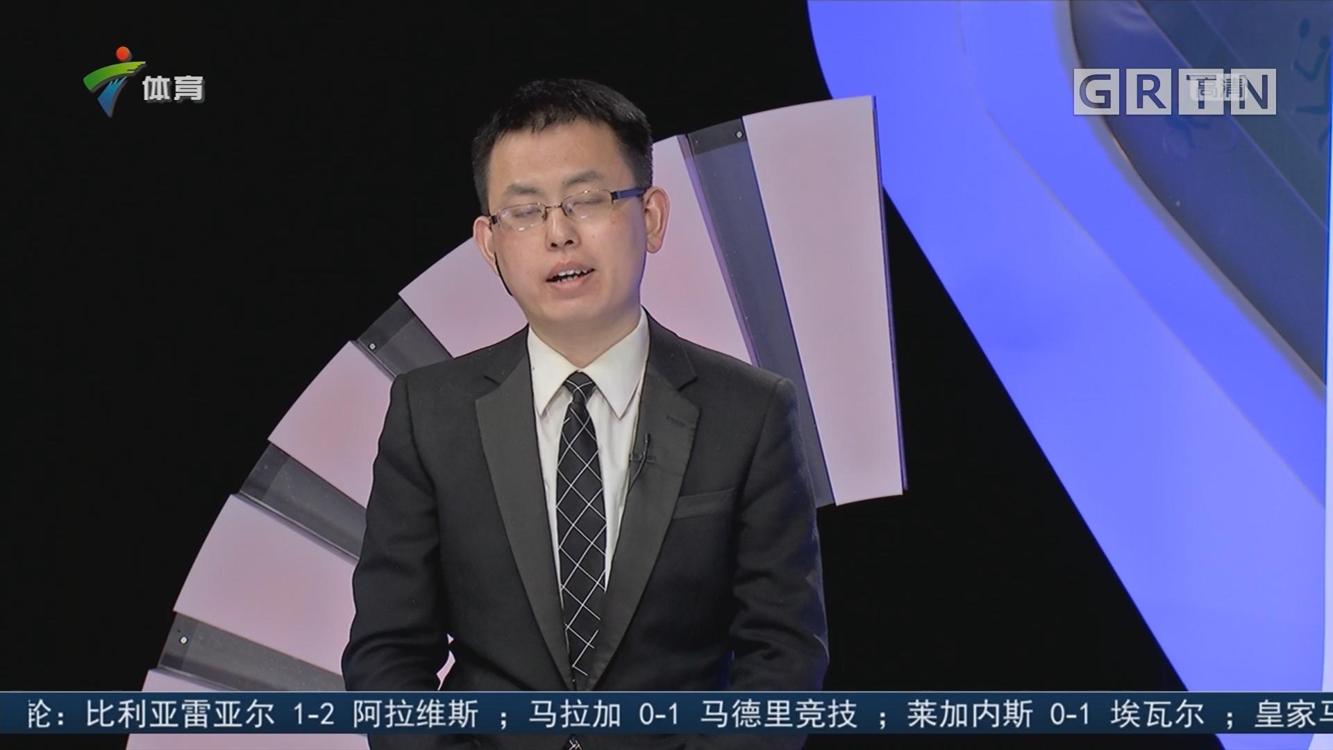 篮球评论员句晔:广东vs辽宁