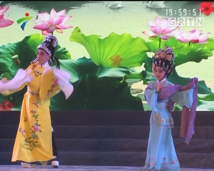 """云浮:50场""""农村春晚""""持续到年初二"""