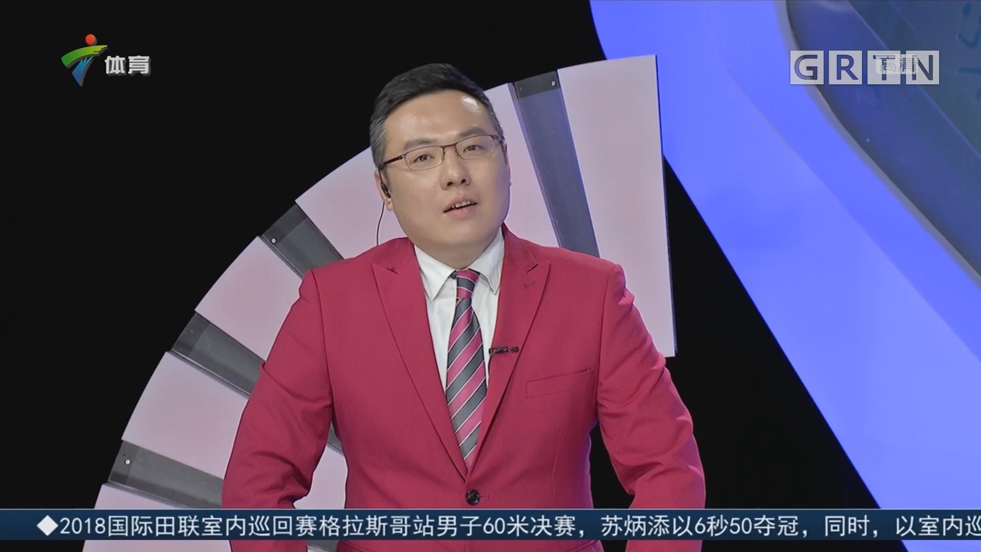 广东体育频道足球评述员周维嘉:谁将为广州恒大站好最后一班岗