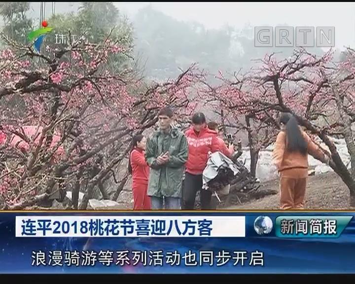 连平2018桃花节喜迎八方客