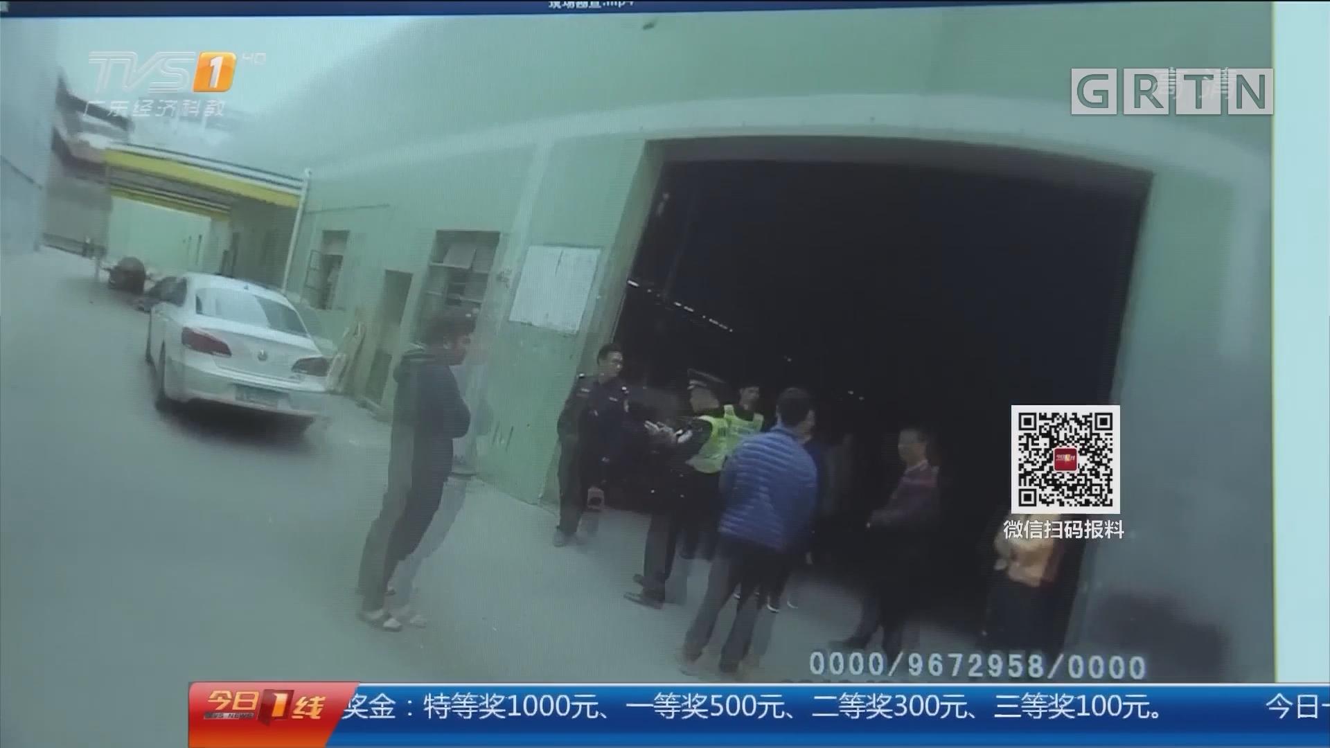 佛山顺德:仓库假期被盗 实名火车票助警破案