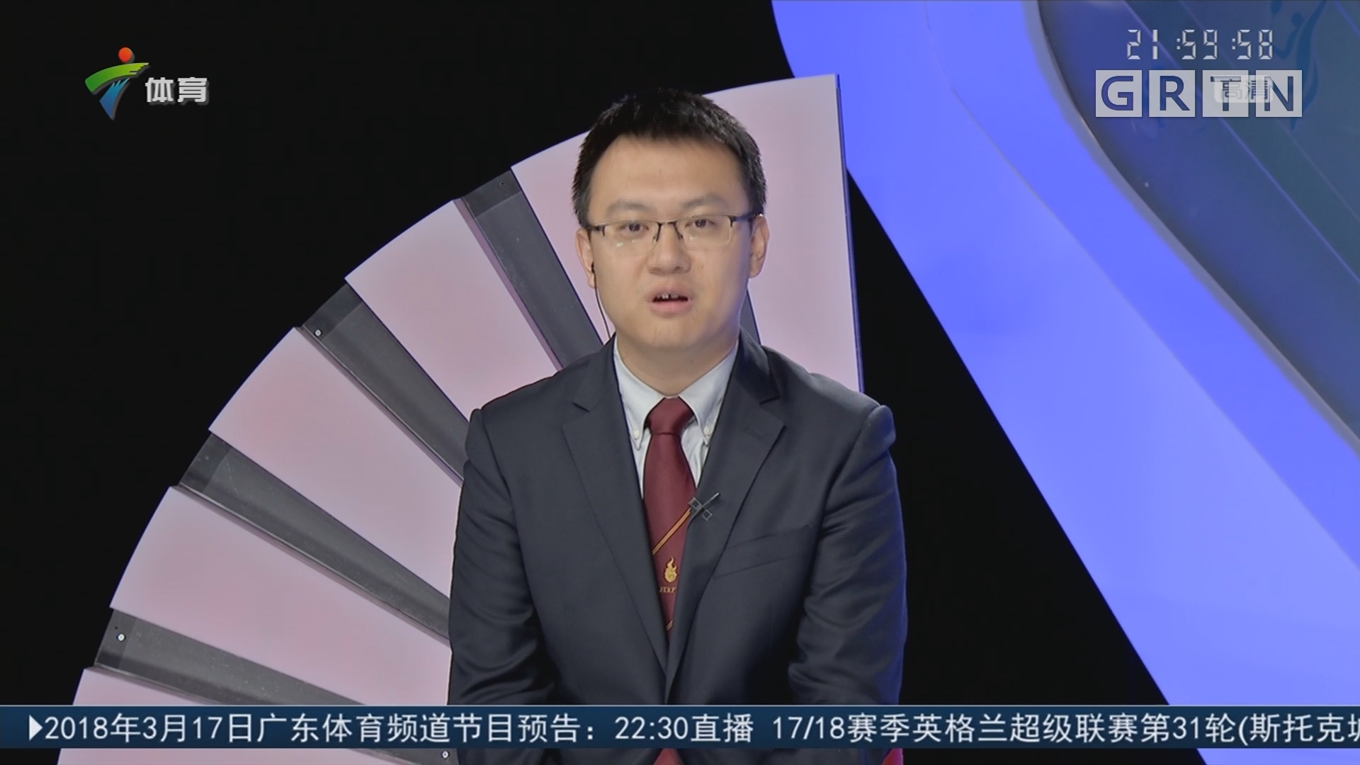 篮球评论员陈阳:深圳vs浙江