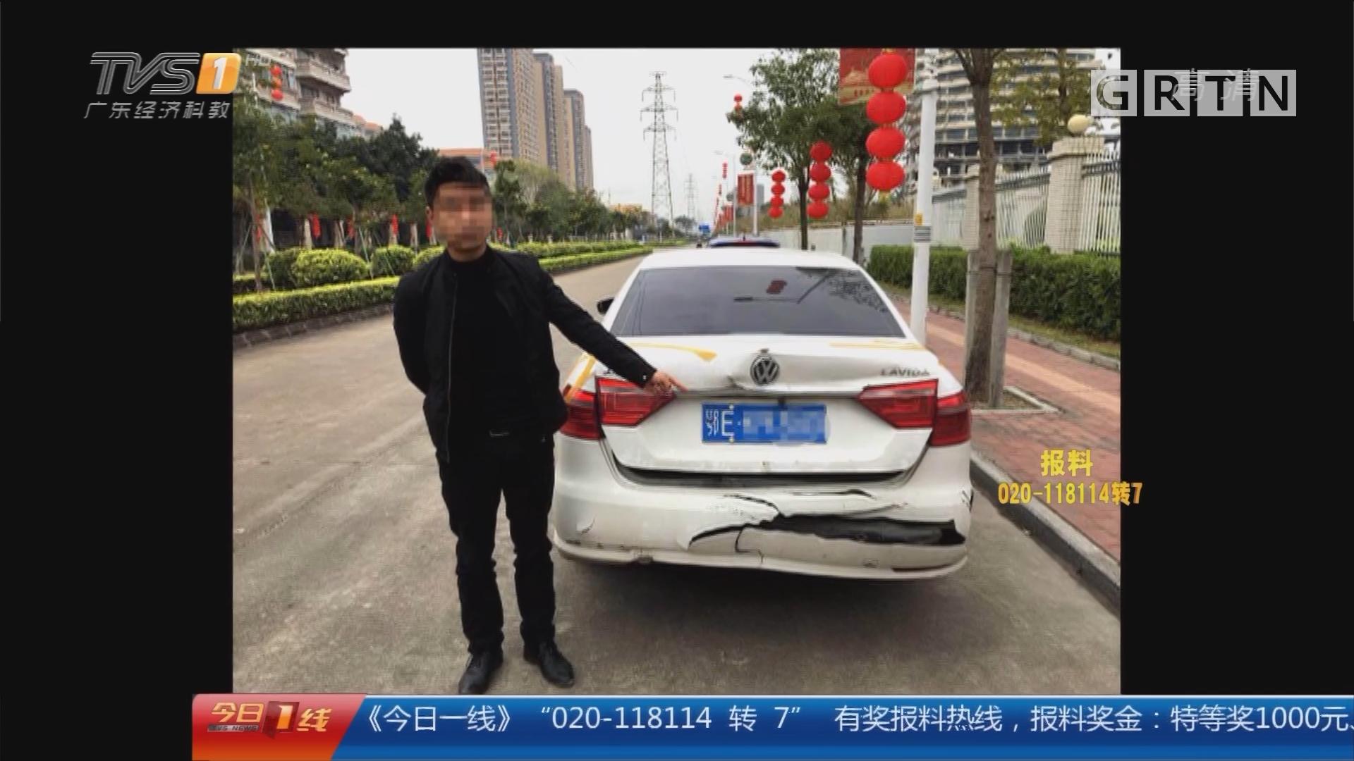 """江门江海:男子导演""""车祸""""骗保 交警一眼识破"""