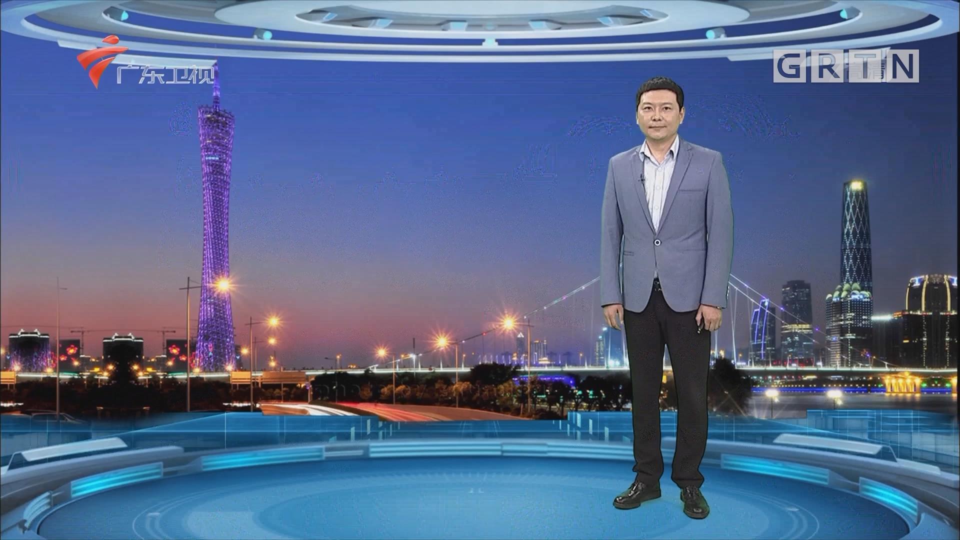 [HD][2018-03-04]广东天气预报